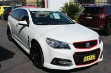 2013 Holden Commodore VF SS-V Redline White 6 Speed Automatic Sportswagon South Maitland Maitland Area Preview