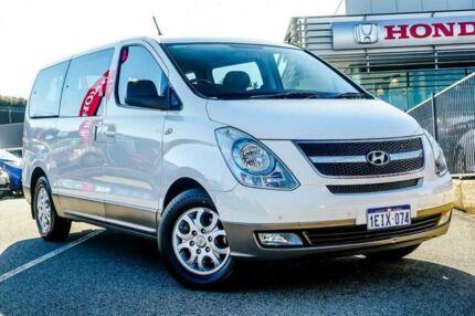 2013 Hyundai iMAX TQ MY13 White 4 Speed Automatic Wagon Wangara Wanneroo Area Preview
