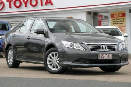 2013 Toyota Aurion GSV50R AT-X Graphite 6 Speed Sports Automatic Sedan