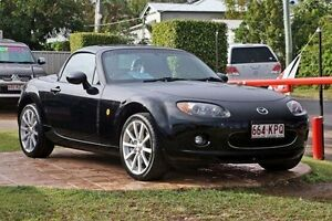 2007 Mazda MX-5 NC30F1 MY07 Roadster Coupe Black 6 Speed Manual Hardtop Yeerongpilly Brisbane South West Preview