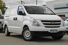 2013 Hyundai iLOAD TQ2-V MY13 White 6 Speed Manual Van Myaree Melville Area Preview