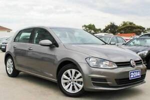 FROM $81 P/WEEK ON FINANCE* 2014 VOLKSWAGEN GOLF 90TSI Coburg Moreland Area Preview