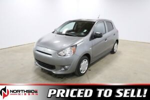 2015 Mitsubishi Mirage DE Accident Free,