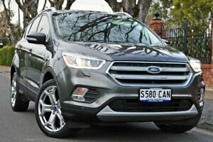 2016 Ford Escape ZG Titanium AWD Grey 6 Speed Sports Automatic Wagon Medindie Walkerville Area Preview