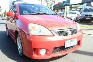 2006 Suzuki Liana Red 5 Speed Manual Hatchback West Footscray Maribyrnong Area Preview