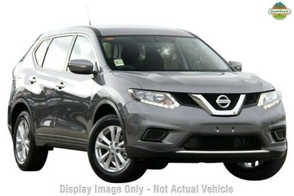 2015 Nissan X-Trail T32 ST X-tronic 2WD Gun Metallic 7 Speed Constant Variable Wagon Mornington Mornington Peninsula Preview