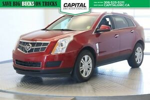 2011 Cadillac SRX 3.0 Luxury AWD *Heated Leather Seats-Sunroof/M