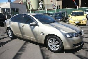 2008 Holden Calais VE MY08.5 Gold 5 Speed Sports Automatic Sedan Kingsville Maribyrnong Area Preview