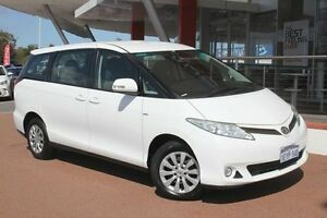 2011 Toyota Tarago ACR50R MY09 GLi White 4 Speed Sports Automatic Wagon Myaree Melville Area Preview