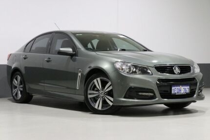 2013 Holden Commodore VF SV6 Grey 6 Speed Automatic Sedan Bentley Canning Area Preview
