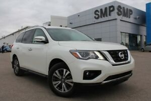 2017 Nissan Pathfinder SV - Power Heated Seat, Bluetooth, 7 Pass