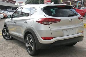 2016 Hyundai Tucson TLE Elite (AWD) Silver 7 Speed Auto Dual Clutch Wagon Wolli Creek Rockdale Area Preview