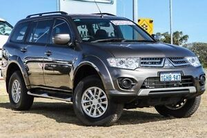 2015 Mitsubishi Challenger PC (KH) MY14 LS Grey 5 Speed Sports Automatic Wagon Bibra Lake Cockburn Area Preview