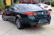 2015 Holden Calais VF MY15 Green 6 Speed Sports Automatic Sedan Mount Gravatt Brisbane South East Preview