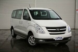 2011 Hyundai iMAX TQ-W White 5 Speed Manual Wagon Seaford Frankston Area Preview