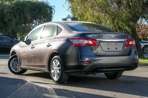 2015 Nissan Pulsar B17 ST Storm Grey Continuous Variable Sedan Glendalough Stirling Area Preview