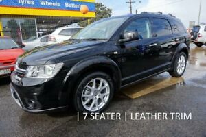 2013 Dodge Journey JC MY14 R/T Black 6 Speed Automatic Wagon Dandenong Greater Dandenong Preview