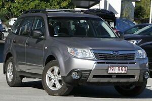 2010 Subaru Forester S3 MY10 X AWD Luxury Silver 4 Speed Sports Automatic Wagon Toowong Brisbane North West Preview