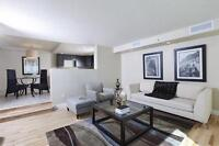 Fully Renovated-Condo Style–Luxury Living-Downtown-2BR