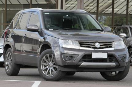 2014 Suzuki Grand Vitara JB Navigator 2WD Grey 5 Speed Manual Wagon