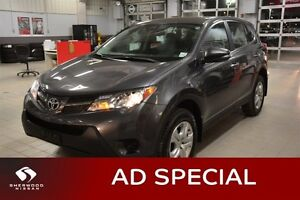 2014 Toyota RAV4 LE AWD Special - Was $23995 $143 bw