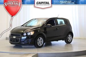 2016 Chevrolet Sonic LT HB*Heated Seats - Remote Start - Back Up