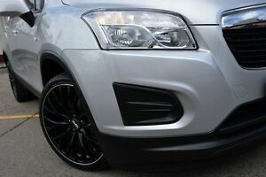 2013 Holden Trax TJ LS Silver 6 Speed Automatic Wagon Homebush Strathfield Area Preview