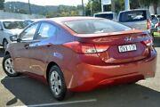 2012 Hyundai Elantra MD Active Red 6 Speed Sports Automatic Sedan Gosford Gosford Area Preview