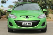2013 Mazda 2 DE10Y2 MY13 Neo Green 4 Speed Automatic Hatchback Nailsworth Prospect Area Preview