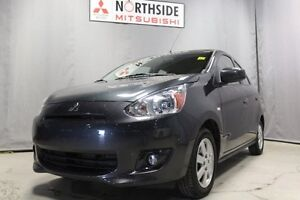 2014 Mitsubishi Mirage SE Heated Seats,  Bluetooth,  A/C,