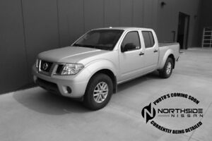 2018 Nissan Frontier 4WD CREWCAB SV Accident Free,  Bluetooth,