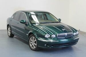 2005 Jaguar X-Type X400 MY05 SE Jaguar Racing Green 5 Speed Automatic Sedan Hamilton East Newcastle Area Preview
