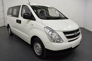 2011 Hyundai iLOAD TQ MY11 White 5 Speed Automatic Van Moorabbin Kingston Area Preview