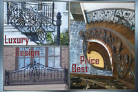 railing, fence, gate, picket, spindle, baluster supply