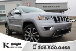 2018 Jeep Grand Cherokee Limited - Heated Leather Seats - Remote