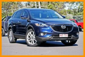 2013 Mazda CX-9 TB10A5 Grand Touring Activematic AWD 6 Speed Sports Automatic Wagon Hillcrest Logan Area Preview