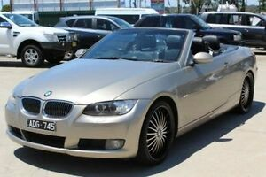 2007 BMW 325I E93 25i Bronze 6 Speed Steptronic Convertible Belmore Canterbury Area Preview