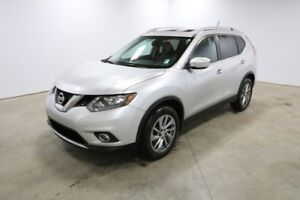 2014 Nissan Rogue AWD SL Leather,  Heated Seats,  Panoramic Roof
