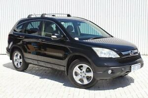 2009 Honda CR-V RE MY2007 4WD Black 6 Speed Manual Wagon Embleton Bayswater Area Preview