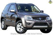 2014 Suzuki Grand Vitara JB Navigator Red 4 Speed Automatic Hardtop Seaford Frankston Area Preview
