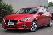 2014 Mazda 3 BM5476 Maxx SKYACTIV-MT Red 6 Speed Manual Hatchback Morphett Vale Morphett Vale Area Preview