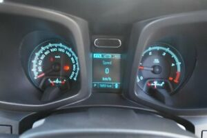 2014 Holden Colorado RG MY14 LTZ Crew Cab 4x2 Blue 6 Speed Sports Automatic Utility Rockhampton Rockhampton City Preview