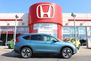 2016 Honda CR-V Touring - ADVENTURE READY SUV -