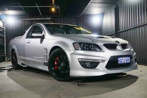 2013 Holden Special Vehicles Maloo E Series 3 MY12.5 Silver 6 Speed Sports Automatic Utility Wangara Wanneroo Area Preview