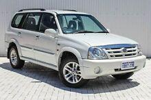 2004 Suzuki XL-7 JA S4 MY2003 Classic White 4 Speed Automatic Wagon Embleton Bayswater Area Preview