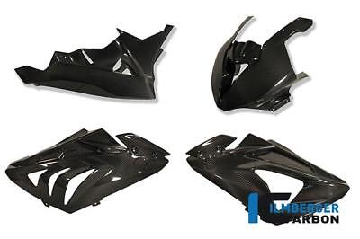 Ilmberger RACING Complete 4Piece Headlight Fairing Bellypan Kit BMW S1000RR 2010