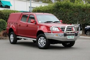 2014 Tata Xenon MY15 Mineral Red 5 Speed Manual Utility Acacia Ridge Brisbane South West Preview