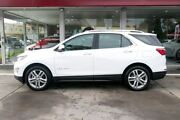 2017 Holden Equinox EQ MY18 LTZ-V AWD White 9 Speed Sports Automatic Wagon Somerton Park Holdfast Bay Preview