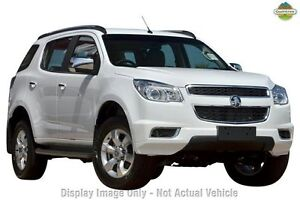 2015 Holden Colorado 7 RG MY16 LTZ Summit White 6 Speed Sports Automatic Wagon Northbridge Perth City Area Preview