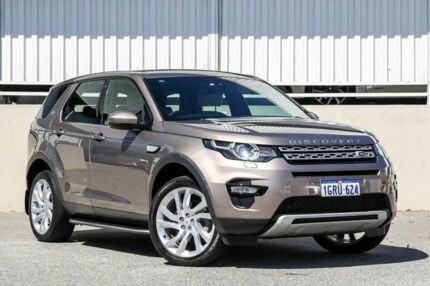 2015 Land Rover Discovery Sport SD4 L550 15MY Bronze Sports Automatic Wagon Cannington Canning Area Preview
